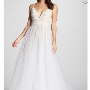 NWT Willowby by Waters Wedding Dress Thistle 51702